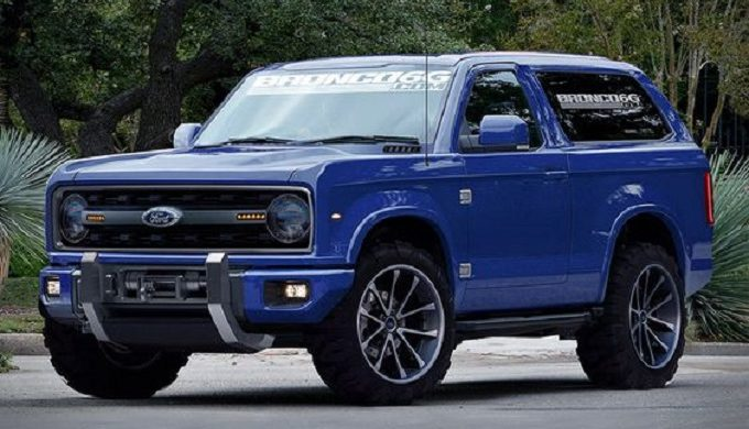 Will There be a 2020 Ford Bronco?