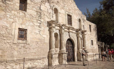 The Alamo Was Listed as the 'Worst Tourist Trap in Texas'