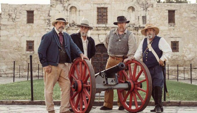 alamo cannon