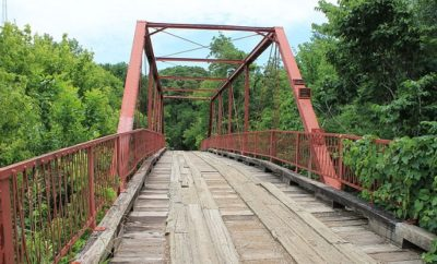 Goatman's Bridge: History & Hauntings of Denton's Old Alton Bridge