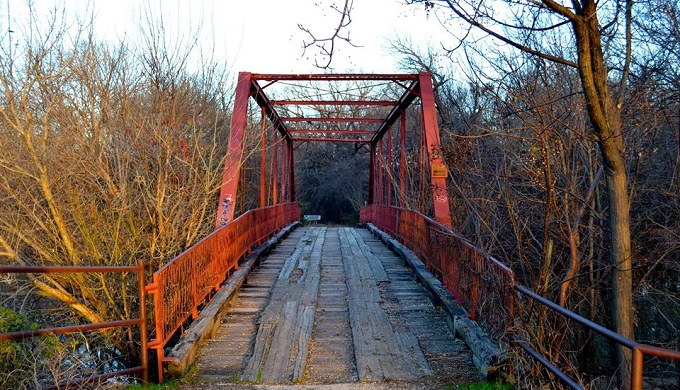Goatman's Bridge: History & Hauntings of Denton's Old Alton Bridge