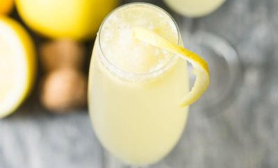 Lemonade Mimosas Belong on Your Summer Bucket List