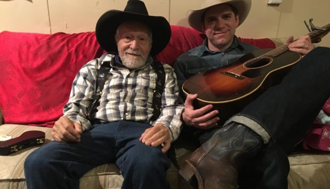 Andy Hedges: Cowboy Songster & Poet Extolling the Virtues of the American West
