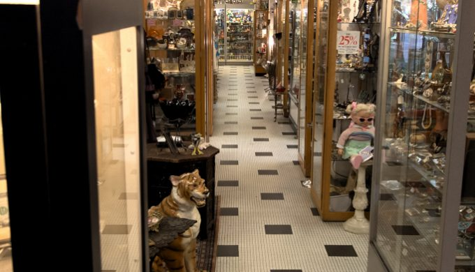 Not Only for Tourists: A Special Look Inside The Alamo Antique Mall