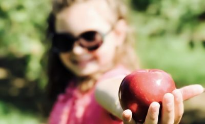 Texas Apple Orchards Taking Fall Family Fun to the Next Level!