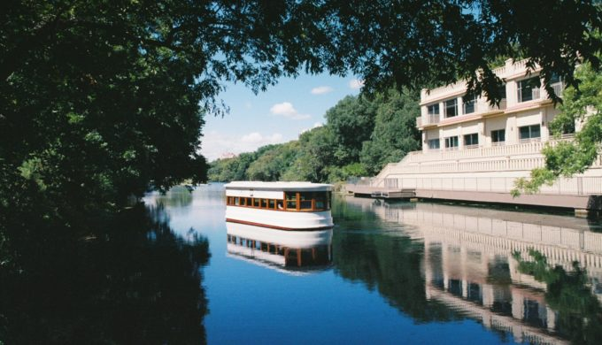 Glass-Bottom Boat Tours are a Must-See in San Marcos