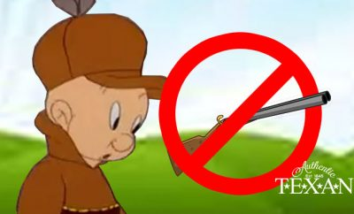Elmer Fudd & Yosemite Sam's Guns Have Been Taken Away