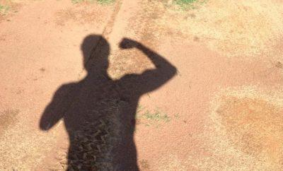 Average Joe in the shadows isometric