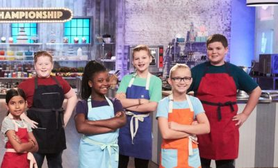 Texas Kids Compete on the Food Network's 'Kids Baking Championship'
