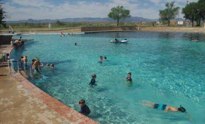 $2M Fundraising Goal Met for Repairs to Balmorhea State Park Pool