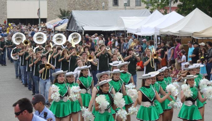 Burnet Bluebonnet Festival Parade