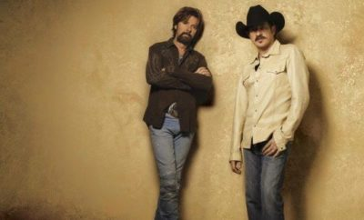 Brooks & Dunn Releasing New Album 'Reboot' This Spring