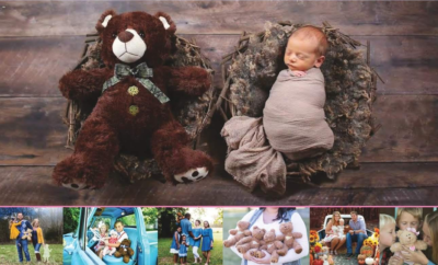 Molly Bears Bring Hope & Healing to Families Grieving a Lost Infant