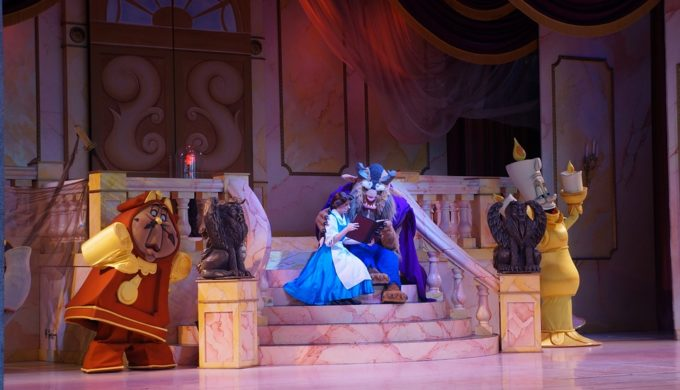 A Tale as Old as Time: Beauty and the Beast Comes to Texas