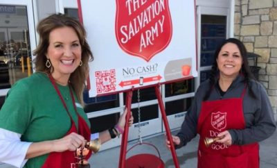Salvation Army Needs Bell Ringers for Red Kettle Campaign Success