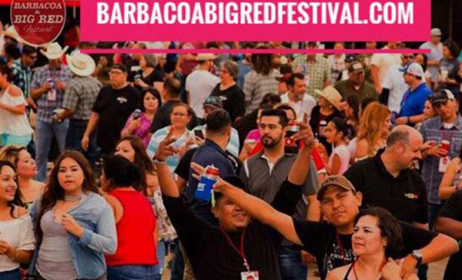 San Antonio S 2018 Barbacoa Amp Big Red Festival Happens In May