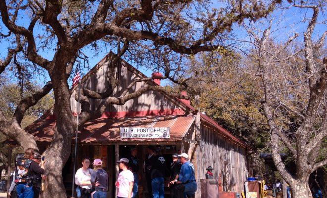 Hondo Crouch, the Swimming Cowboy Who Founded Luckenbach