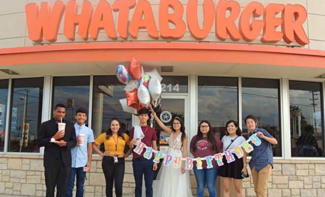 Birthday Bundle by Whataburger Makes Other Parties Seem So Last Year