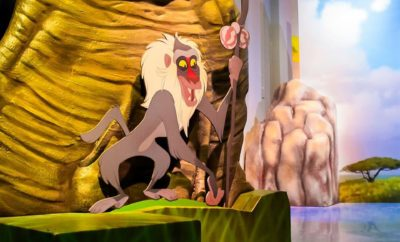 'The Lion Guard' Exhibit to Open at Baylor's Mayborn Museum