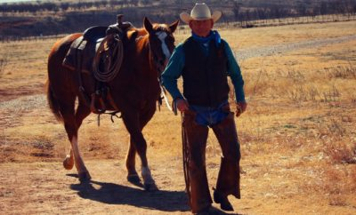 A Real Working Cowboy: Boots O'Neal Has 7 Decades Under His Belt