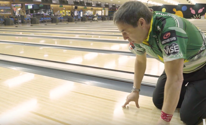 This Video Uncovers The Complexity Of Oil On A Bowling Lane