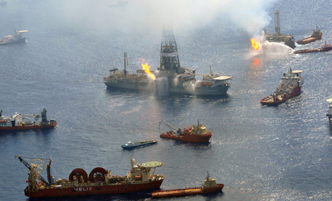 Bp Oil Spill Cost Estimated At Over  60 Billion