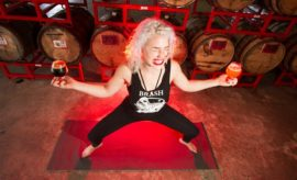 Beer & Cuss Words: Rage Yoga Gives New Meaning to 'Happy Hour'