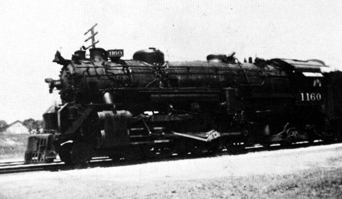 Railroad to Buda