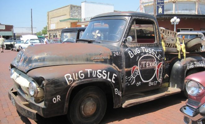 Bug Tussle, Texas: How a Quirky Texas Town Got its Name