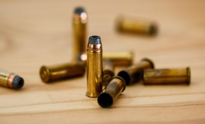 Bullets with empty casings