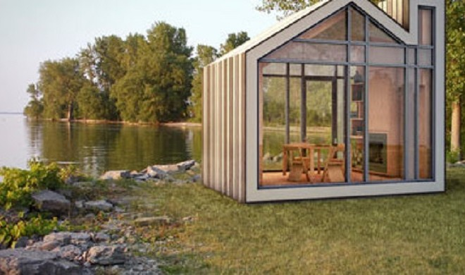 Small is the new big texas hill country tiny houses for Texas hill country cabin builders