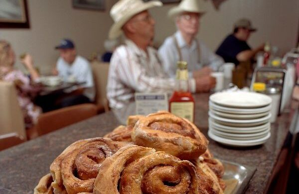 The Blue Bonnet Cafe Celebrates 90 Delicious Years!