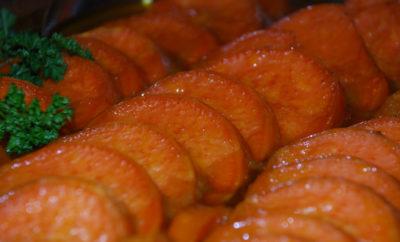 potatoes yams