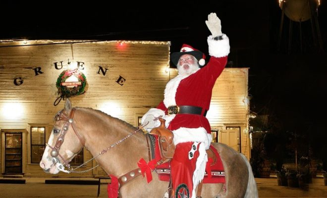 Historic Gruene: Where Christmas Magic Meets Hill Country Fun