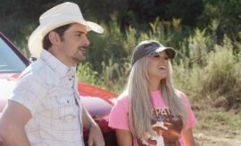 Underwood Takes the Wheel for 'Mud on the Tires' with Brad Paisley