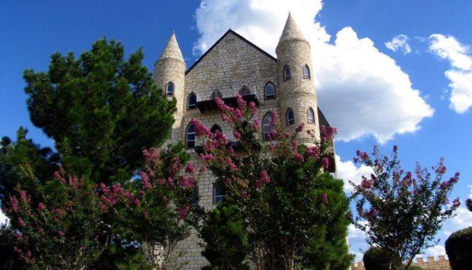 Falkenstein Castle: A Texas-Sized Fairy Tale