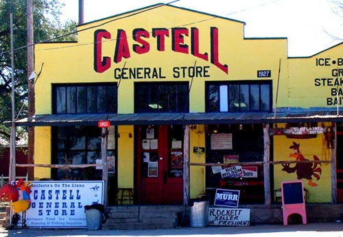 Castell Texas