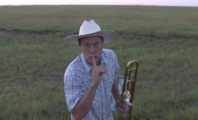 The Cattle Come Runnin' When He Brings A Trombone