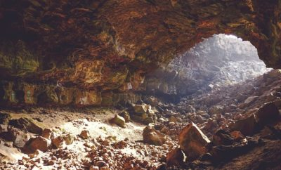 cave entrance caves