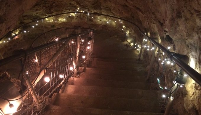 Cave Staircase