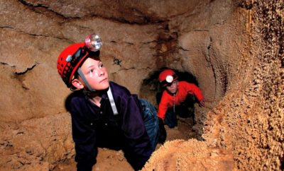 Take Your Family on a Thrilling Spring Break Escape to Caverns of Sonora