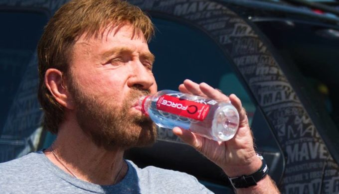 Chuck Norris Hosting 5K That Could Set Chuck Norris Look-Alike Record