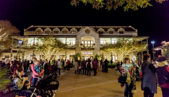Celebrate 20 Years of Hill Country Holiday Cheer at Dickens on Main