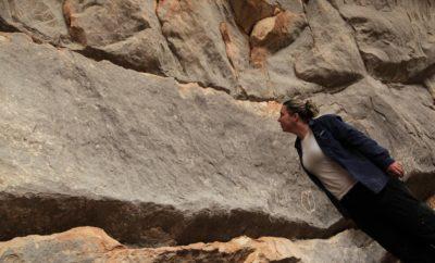 Saving the Rock Art of Texas: SAREC in Comstock