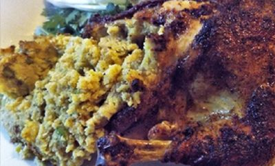 Green Chile Cornbread Stuffing is Sure to be the Talk of the Table