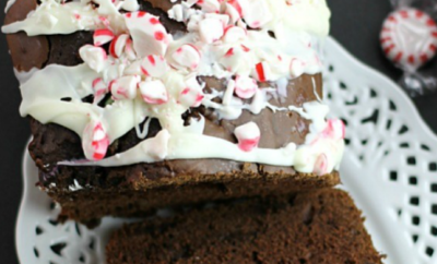 holiday chocolatepeppermintbread