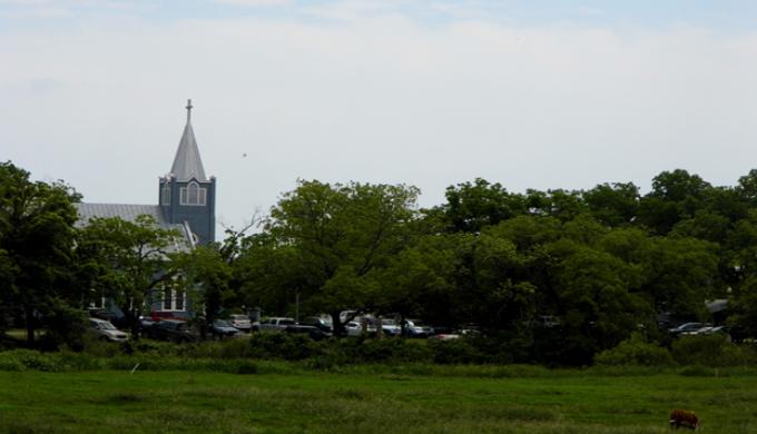 church lbj