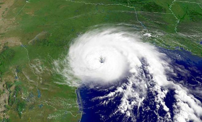 Hurricane Caludette