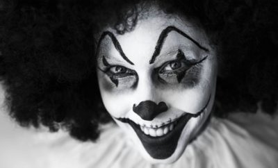 creepy clown arrests made