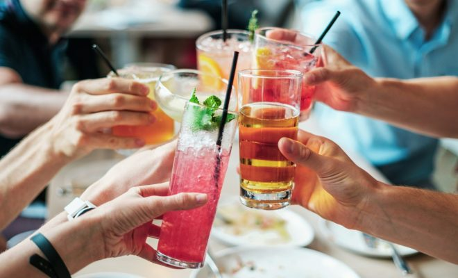 3 Easy Cocktails to Sip While You Seize the Last of the Summer